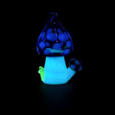 Empire Glassworks Puffco Peak UV Serum Shroom Carb Cap